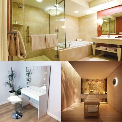 Главные тенденции в дизайне освещения ванных комнат